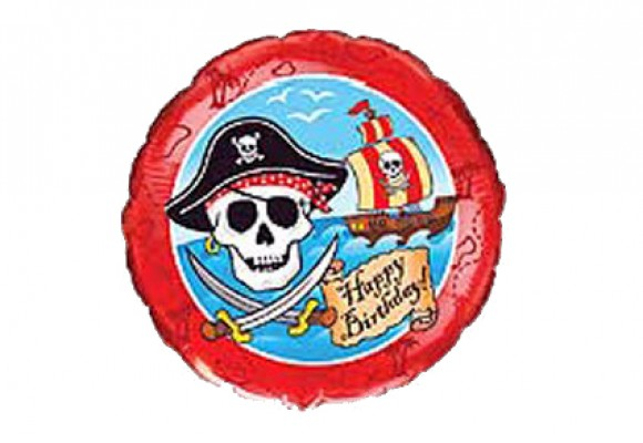 Happy Birthday Pirates