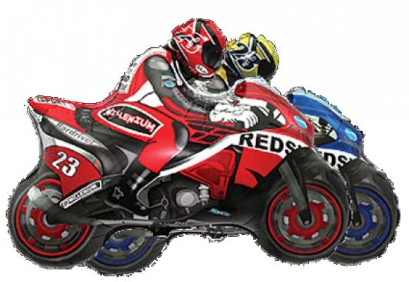 725 Motorcykel