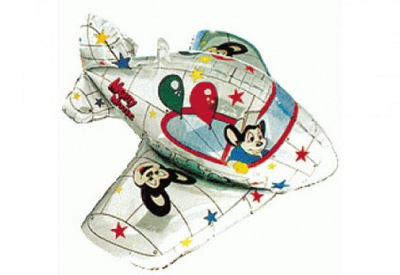 801 Plane 3D