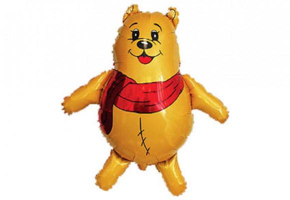 246 Scarf Bear