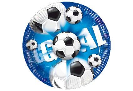 Fodbold Blå