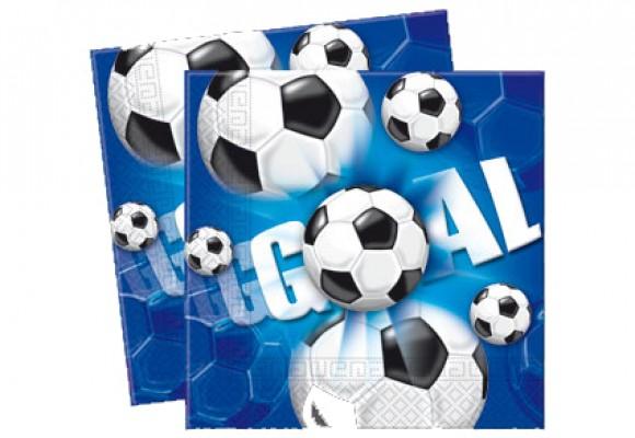 Fodbold Servietter