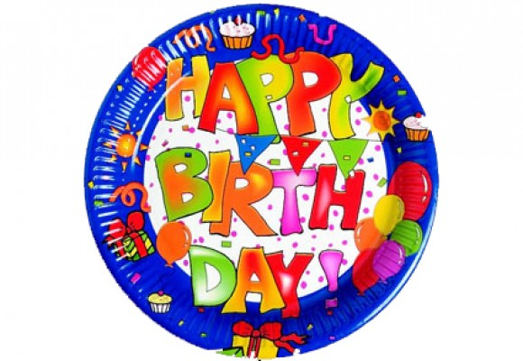 Happy BirthdayPaptallerkener
