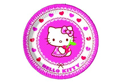 Hello Kitty Hjerte