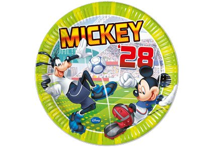 Mickey Mouse Goal