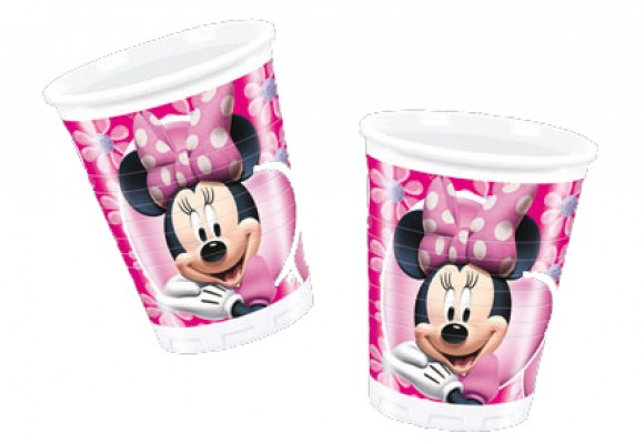 Minnie Mouse Plastikkrus