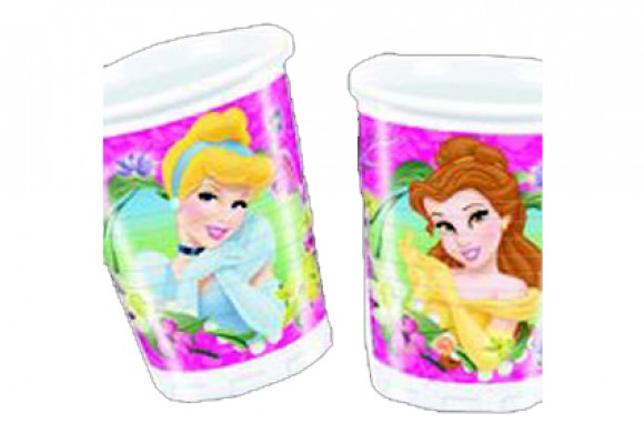 Prinsesse Plastikkrus