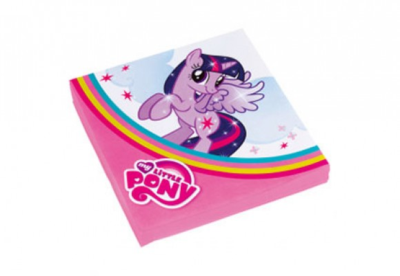 My Little Pony Servietter